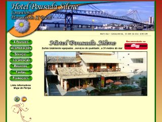 Thumbnail do site Hotel Pousada Silene