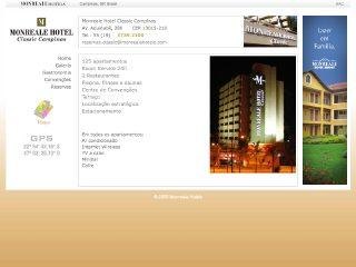 Thumbnail do site Monreale Hotel Classic