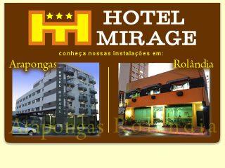 Thumbnail do site Hotel Mirage ***