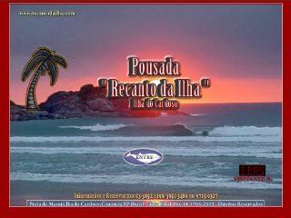 Thumbnail do site Pousada Recanto da Ilha