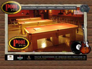 Thumbnail do site Pool Pub - Sinuca e música ao vivo
