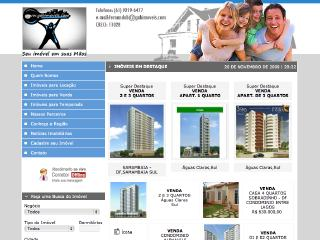 Thumbnail do site Gabimoveis.com