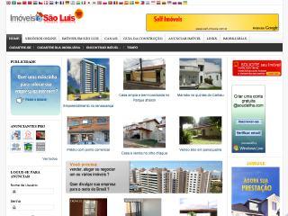 Thumbnail do site Imóveis em São Luis