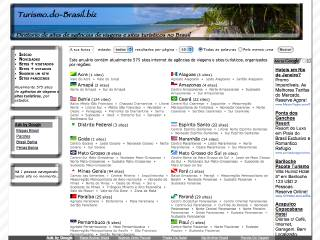 Thumbnail do site Turismo.do-Brasil.biz