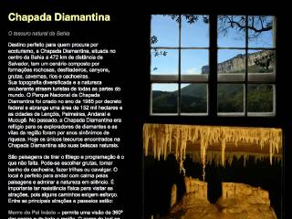 Thumbnail do site Chapada-Diamantina.com