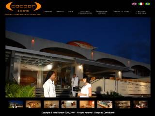 Thumbnail do site Cocoon - Restaurante Italiano e Music Bar