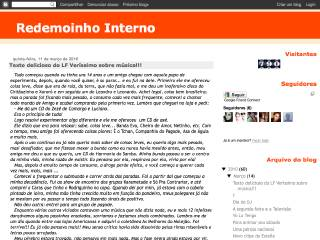 Thumbnail do site Redemoinho Interno