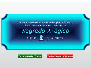Thumbnail do site Sex Shop Segredo Mágico