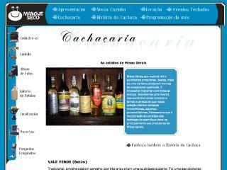 Thumbnail do site Cachaçaria Mangue Seco