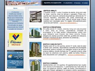 Thumbnail do site Viana Imóveis