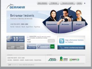 Thumbnail do site Beiramar Imóveis