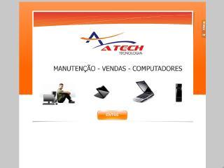 Thumbnail do site Atech Tecnologia