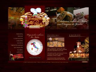 Thumbnail do site Festival della Pasta