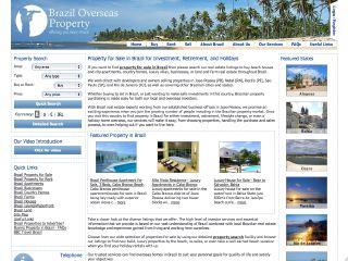 Thumbnail do site Brazil Overseas Property Negócios Imobiliários Ltd
