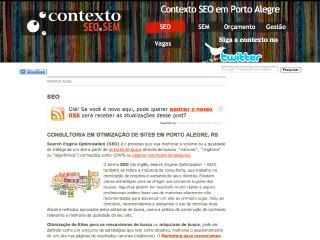 Thumbnail do site Contexto SEO