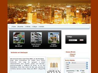 Thumbnail do site Juarez Leão Imóveis