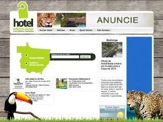 Thumbnail do site Hotel Online MT
