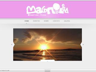Thumbnail do site Magnolia Beach Club