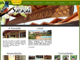 Thumbnail do site Eco Pousada Surucuá