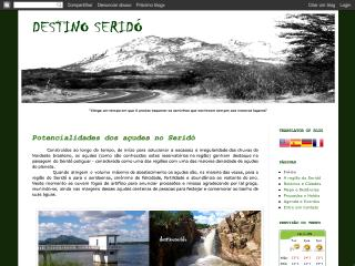 Thumbnail do site Destino Seridó