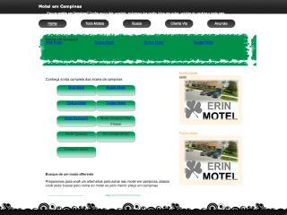 Thumbnail do site Motéis Campinas