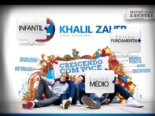 Thumbnail do site Centro de Ensino Khalil Zaher