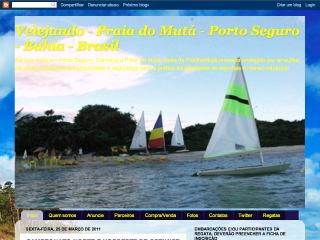Thumbnail do site Flotilha Mutá - Praia do Mutá