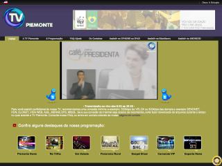 Thumbnail do site TV Piemonte