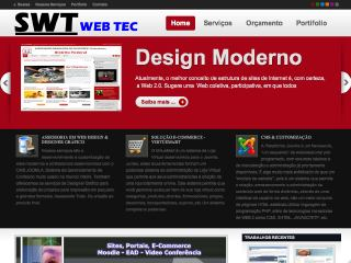 Thumbnail do site Soares Web Tec - Sites Dinâmicos