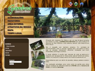 Thumbnail do site Gamboa Eco Refugio