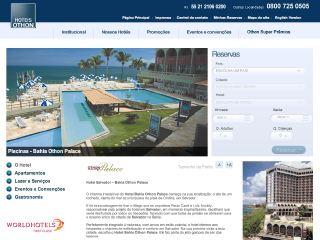 Thumbnail do site Bahia Othon Palace *****
