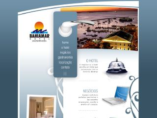 Thumbnail do site Bahiamar Hotel ****