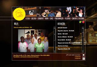 Thumbnail do site Café Musical  Carioca da Gema