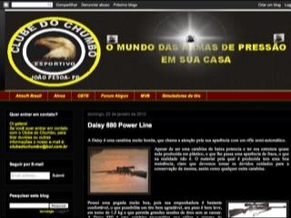 Thumbnail do site Clube do Chumbo -  tiro esportivo