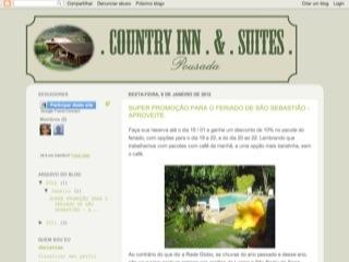 Thumbnail do site Country Inn & Suites - pousada