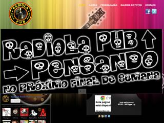 Thumbnail do site Radiola Rock Pub