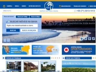 Thumbnail do site IBBI - Agente Imobiliária Bahia
