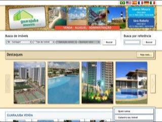 Thumbnail do site Guarajuba Imóveis - Aluguel e Venda de imóveis