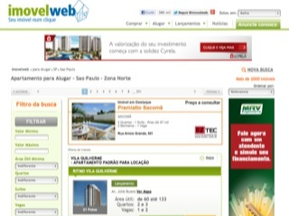 Thumbnail do site ImovelWeb - Imoveis SP