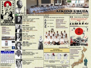 Thumbnail do site Aikido Ubuia