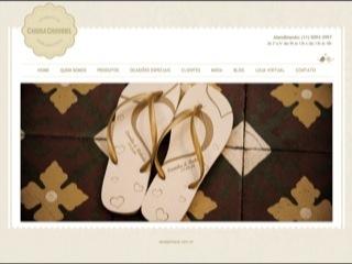Thumbnail do site Bruno Pazzim - Web Designer Freelancer