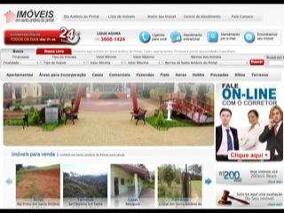 Thumbnail do site Imovéis em Santo Antônio do Pinhal