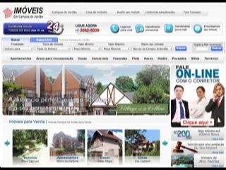 Thumbnail do site Imóveis em Campos do Jordão - Guia Imobiliário