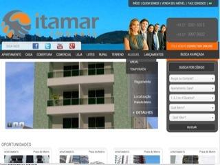 Thumbnail do site Itamar C. Imóveis