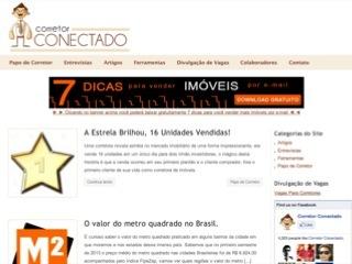 Thumbnail do site Corretor Conectado