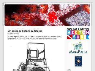 Thumbnail do site Necton Sub Mergulho & Aventura