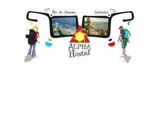 Thumbnail do site Alpha Hostel