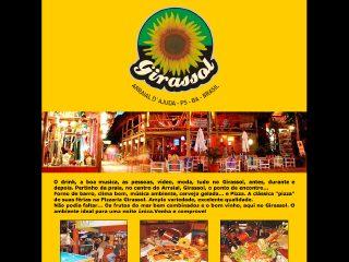 Thumbnail do site Girassol - Bar & Restaurante
