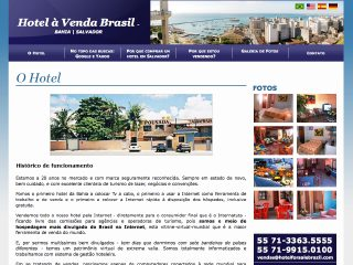 Thumbnail do site Hotel Pousada à venda