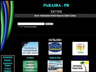 Thumbnail do site Paraiba sim senhor